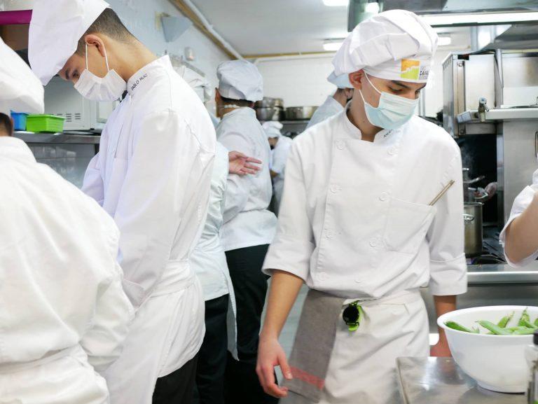 Les claus per a destacar sobre la resta en les pràctiques en cuina